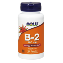 Now Foods Vitamin B-2 100 mg (100 kapszula)