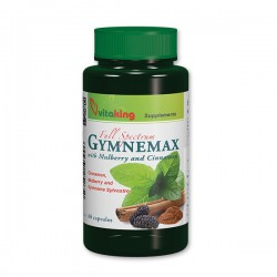 Vitaking Gymnemax w Mulberry and Cinnamon (60 kapszula)