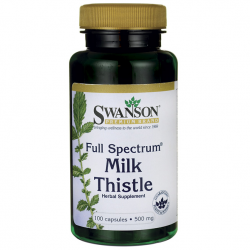 Swanson Full Spectrum Milk Thistle (100 kapszula)