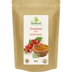 Biomenü Bio Guarana por (60 gramm)