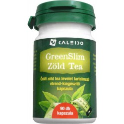 Caleido Greenslim Zöld Tea 580 mg (90 kapszula)