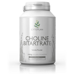 Cytoplan Choline Bitartrate (100 gramm)