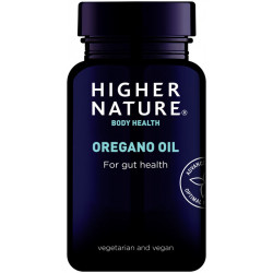 Higher Nature Oregano oil (30 növényi kapszula)