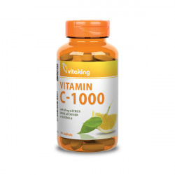 Vitaking Vitamin C-1000 w Citrus Bioflavonoid (90 tabletta)