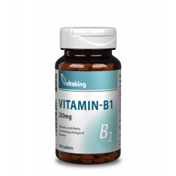 Vitaking Vitamin-B1 250 mg (100 tabletta)