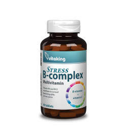Vitaking Stress B-complex (60 tabletta)