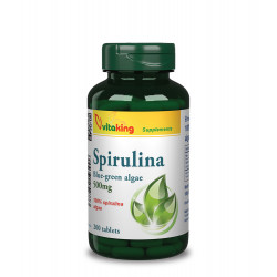 Vitaking Spirulina alga 500 mg (200 tabletta)
