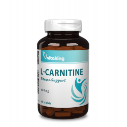 Vitaking L-Carnitine 680 mg (60 tabletta)