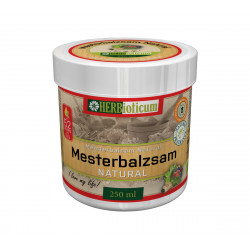 HERBioticum Mesterbalzsam Natural (250 ml)